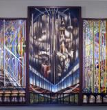 Joseph Stella, The Voice of the City of New York Interpreted, 1920–1922