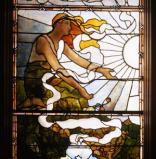 Elihu Vedder Fire Worshipper, 1885