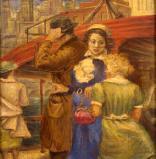 Minna Citron Staten Island Ferry, 1937